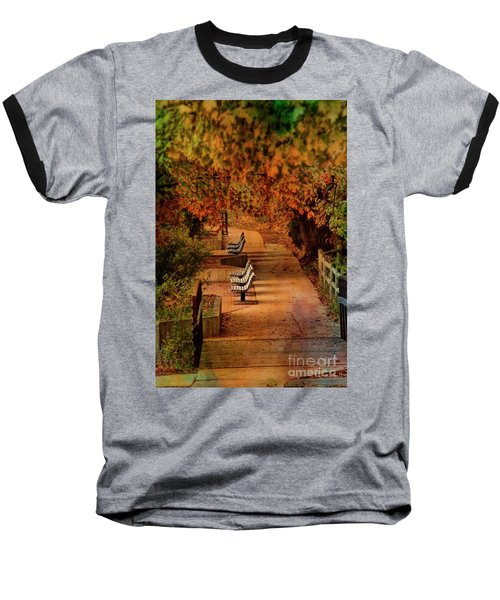 The Sound Of Silence Baseball T-Shirt