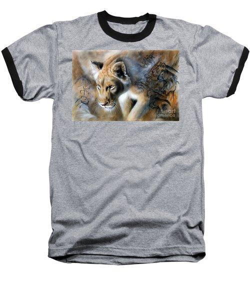 The Source Baseball T-Shirt