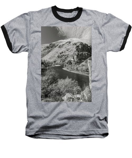 South Fork Boise River 3 Baseball T-Shirt