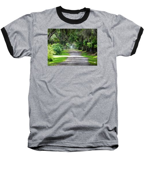 Baseball T-Shirt featuring the photograph The South I Love by Patricia Greer