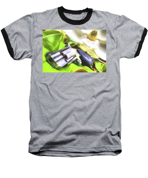 The Southern Debutante  Baseball T-Shirt