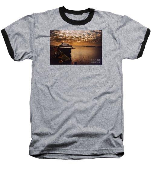 The Spartan Baseball T-Shirt by Randall  Cogle