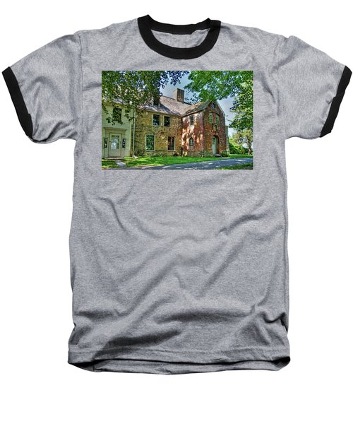 The Spencer-peirce-little House In Spring Baseball T-Shirt