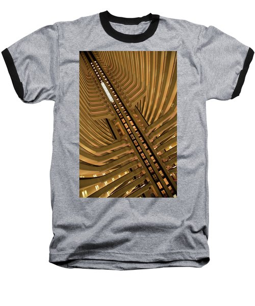 The Spine Baseball T-Shirt