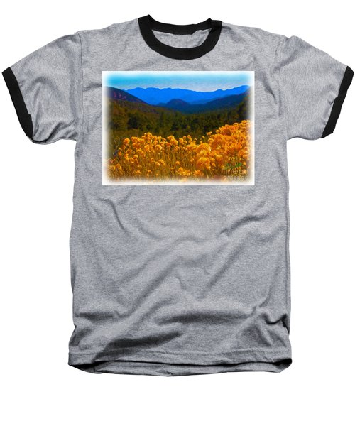 The Spring Mountains Baseball T-Shirt