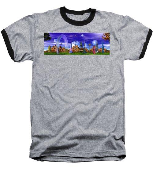 The Squorkle Of Squerkle Baseball T-Shirt