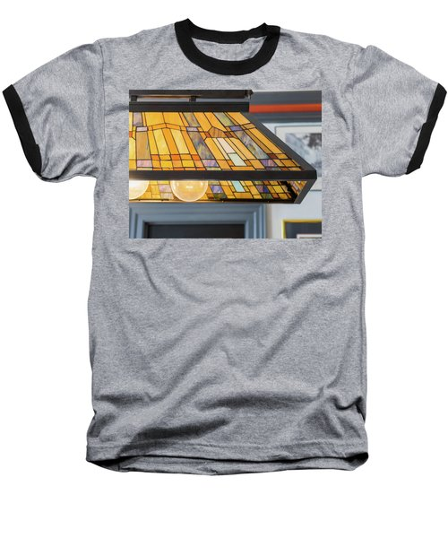 The Stained Glass Baseball T-Shirt