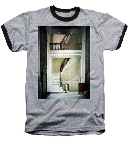 The Staircase Baseball T-Shirt