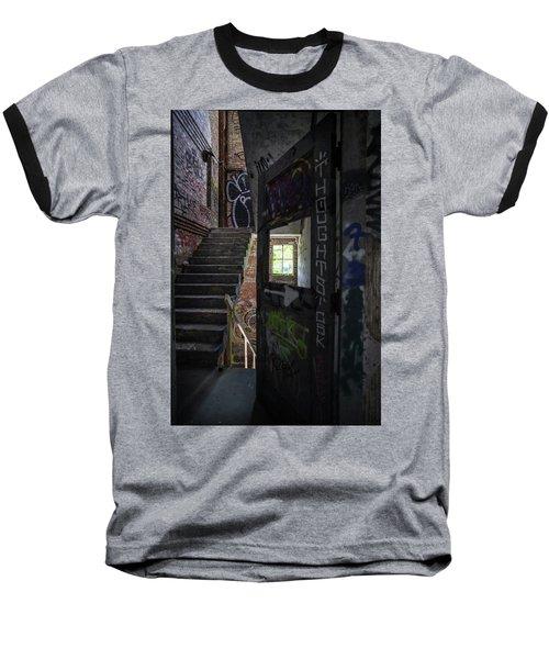 The Stairs Beyond The Door Baseball T-Shirt