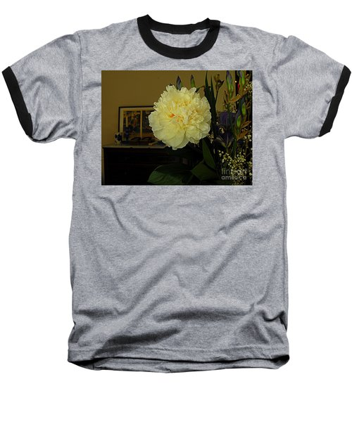 Baseball T-Shirt featuring the photograph The Stand Out by Nancy Kane Chapman