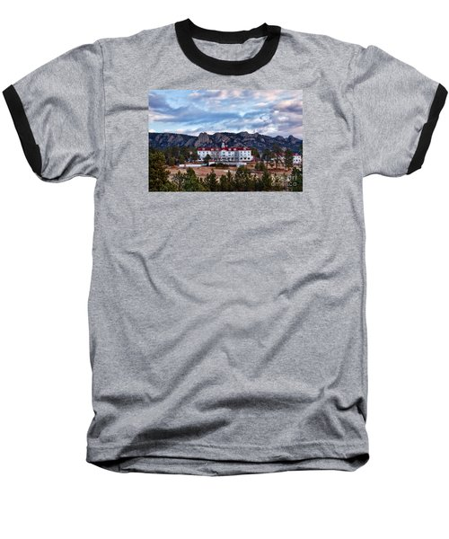The Stanley Hotel Baseball T-Shirt