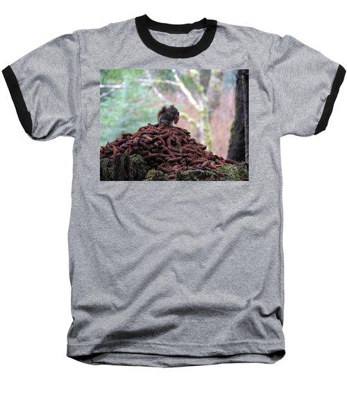 The Stash Baseball T-Shirt by Karen Horn