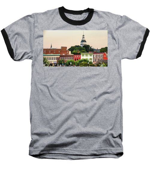 The State Capitol Baseball T-Shirt