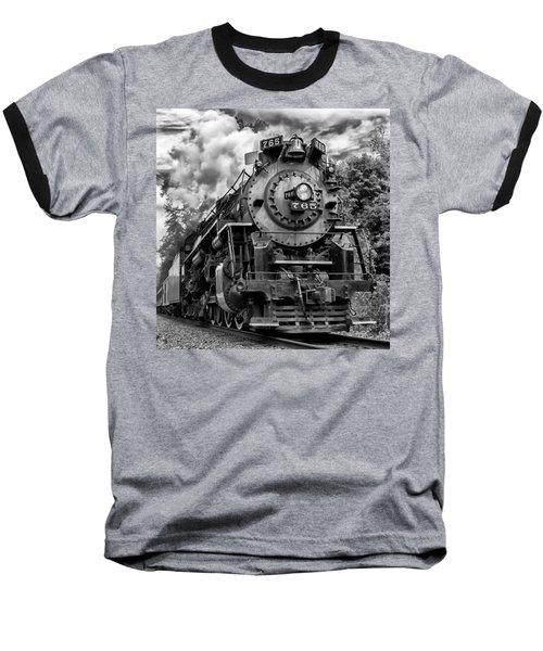 The Steam Age  Baseball T-Shirt
