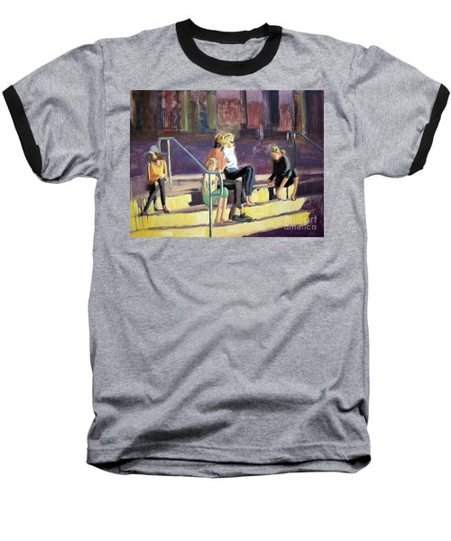 The Steppes Baseball T-Shirt
