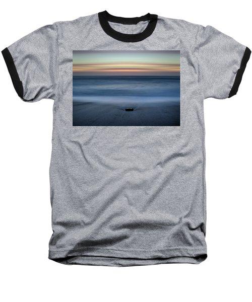 The Stone And The Sea Baseball T-Shirt