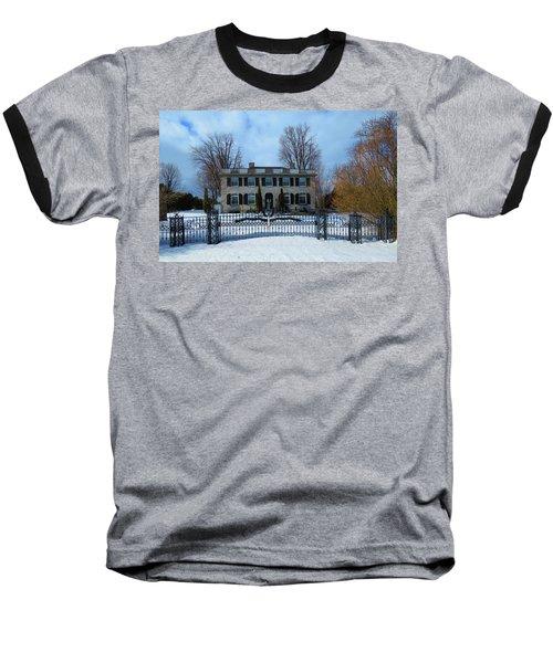 The Stone House Baseball T-Shirt