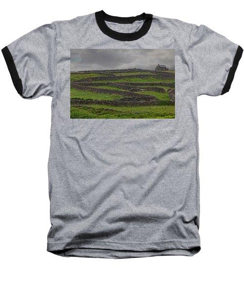 The Stone Walls Of Innisheer Baseball T-Shirt
