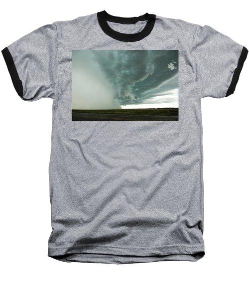 The Stoneham Shelf Baseball T-Shirt by Ryan Crouse
