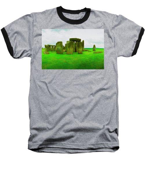 The Stones Baseball T-Shirt by Jan W Faul