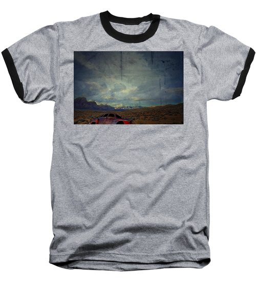 Baseball T-Shirt featuring the photograph The Story Goes On  by Mark Ross