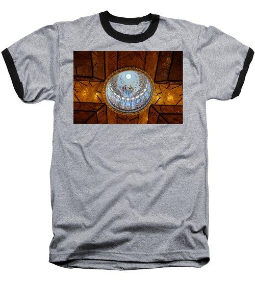 The Story Of Love Baseball T-Shirt