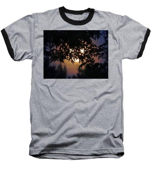 The Strawberry Moon Baseball T-Shirt