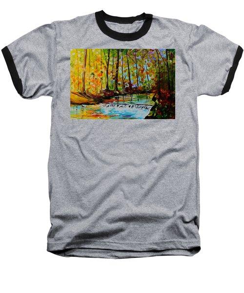 The Stream Baseball T-Shirt