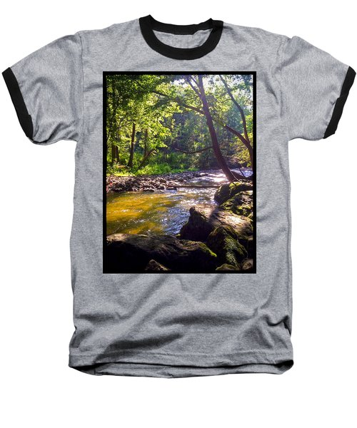 The Stream Baseball T-Shirt