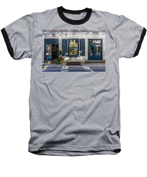 The Streets Of Charleston Baseball T-Shirt