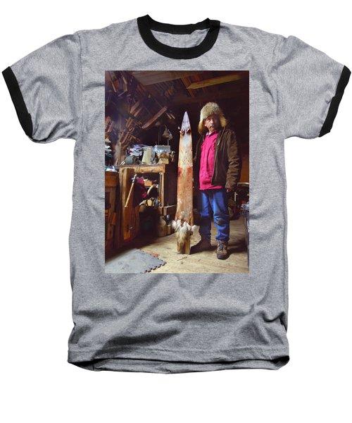 The Stretching Board Baseball T-Shirt