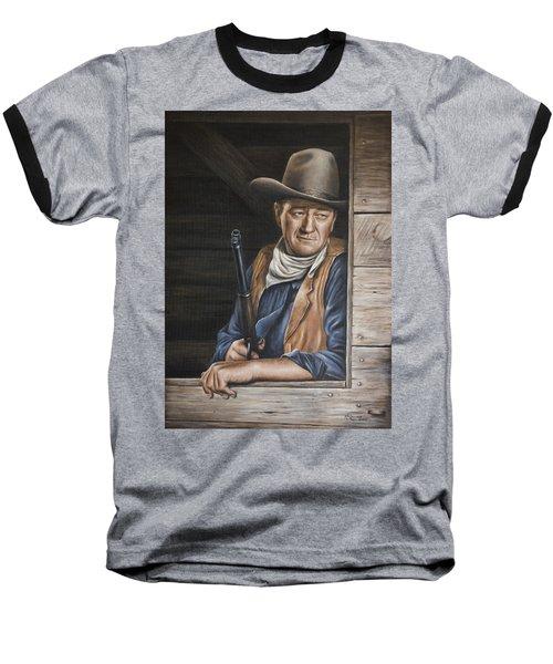 The Stuff Men Are Made Of Baseball T-Shirt