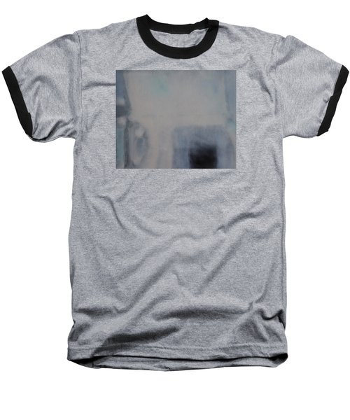 the Sublimation of ideas Baseball T-Shirt by Min Zou