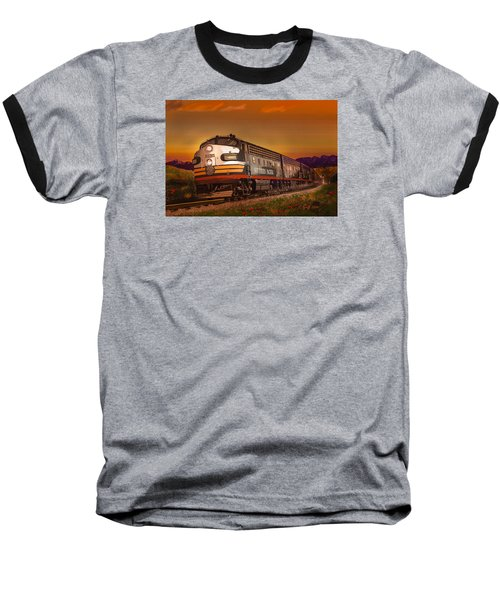 The Summer Of 1952 Baseball T-Shirt by J Griff Griffin