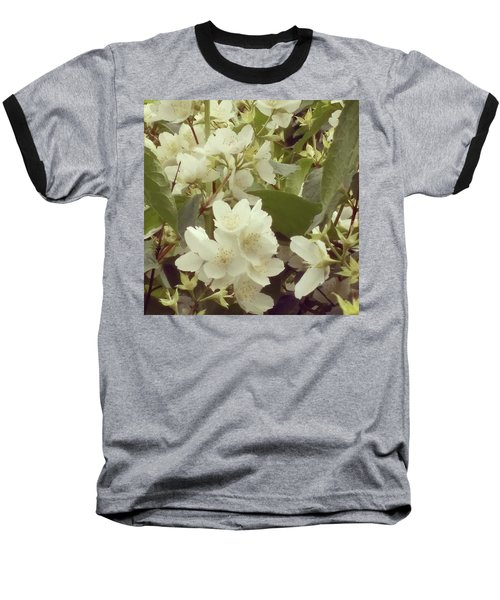 The Summer Smells Like A Mock Orange Baseball T-Shirt