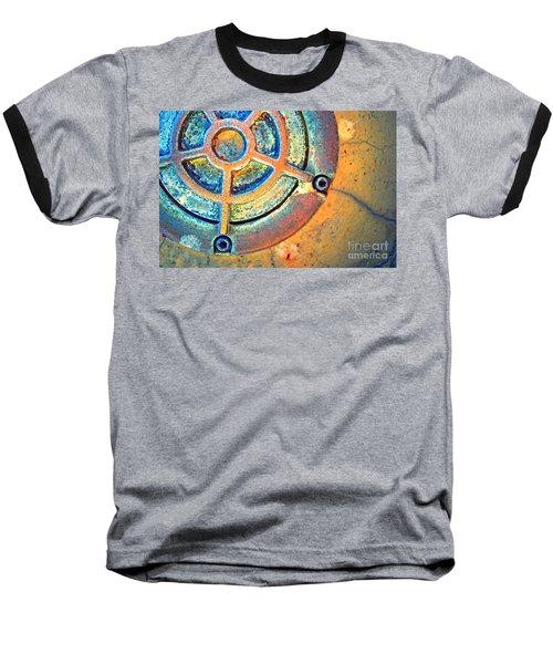 The Sun Baseball T-Shirt