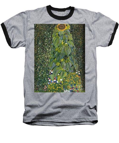 The Sunflower Baseball T-Shirt