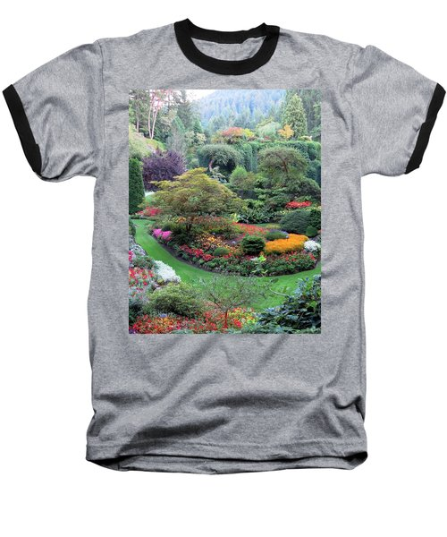 The Sunken Garden Baseball T-Shirt