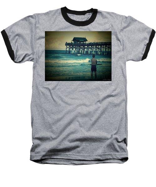 The Surfer Baseball T-Shirt