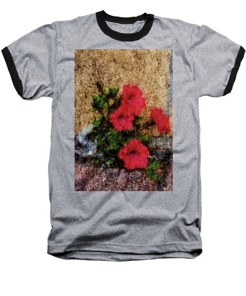The Survivor Baseball T-Shirt