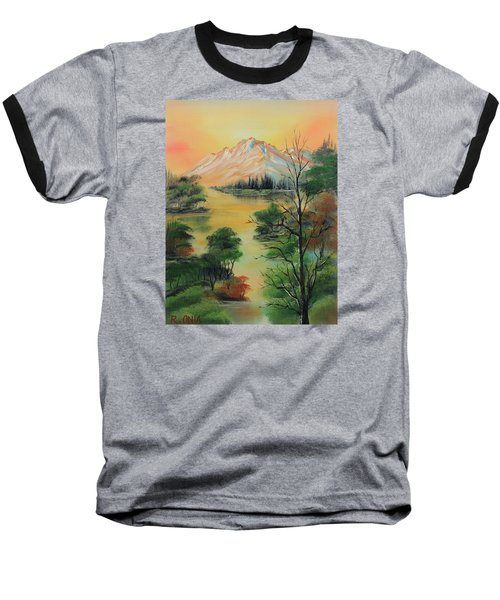 The Swamp 2 Baseball T-Shirt