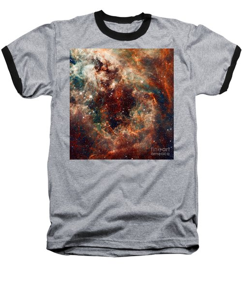 The Tarantula Nebula Baseball T-Shirt