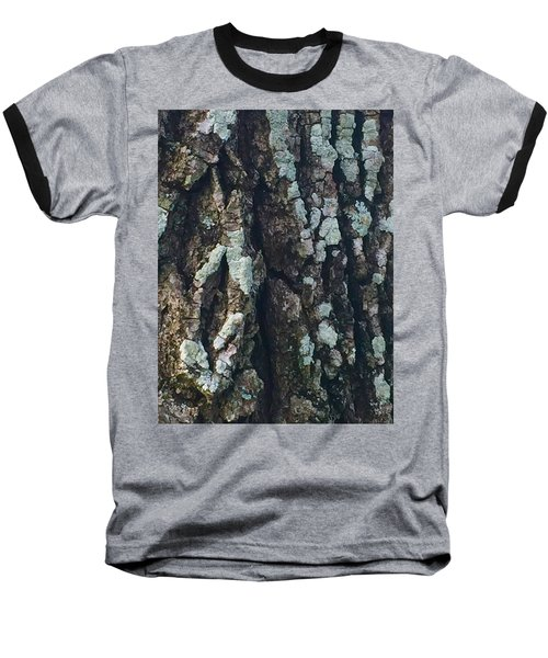 The Texture Is In The Trees1 Baseball T-Shirt