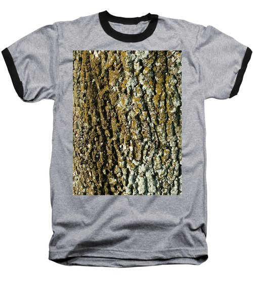 The Texture Is In The Trees2 Baseball T-Shirt