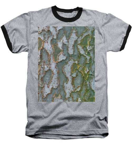 The Texture Is In The Trees3 Baseball T-Shirt