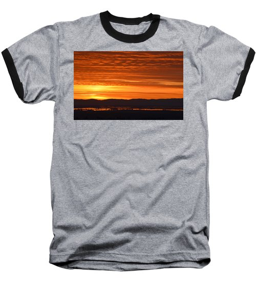 The Textured Sky Baseball T-Shirt