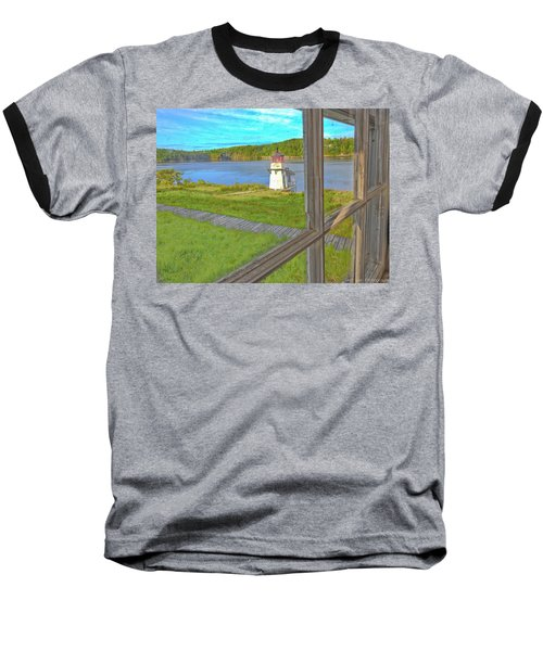 The Thin Line Between Real And Imagined Baseball T-Shirt