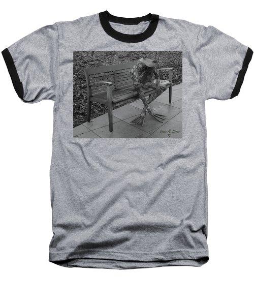 The Thinking Frog Baseball T-Shirt
