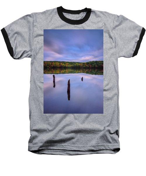The Three Baseball T-Shirt