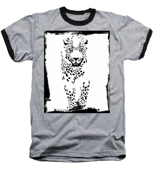 The Three Musketeers - Leopard Baseball T-Shirt